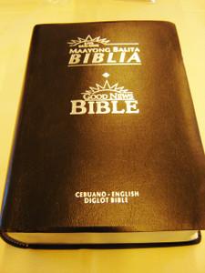 Cebuano - English Diglot Bible / Good News - Cebuano Bilingual / RCPTEV 055 S.E.