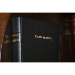 The Holy Bible in Fante / Nwoma Kronkron - Ahyemu Dadaw Nye Fofor No [Paperback] 1