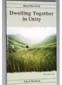 Dwelling Together in Unity - Bible Doctrine Booklet [Paperback]