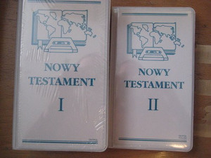 Polish New Testament (Polish Edition) [Audio Cassette]