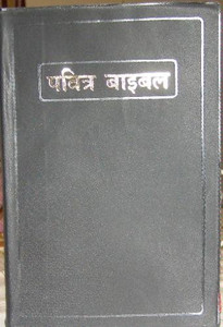 Hindi Bible (Hindi Edition) by American Bible Society