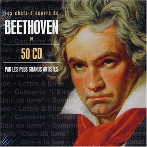 Beethoven: The Collector's Edition [50-CD Box Set] [Box set] [Import] [Audio CD]