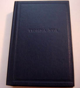 Tiomna Nua (New Testament in Irish language) [Hardcover]