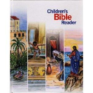 Children's Bible Reader: Greek Orthodox Children's Illustrated Bible Reader -... 1
