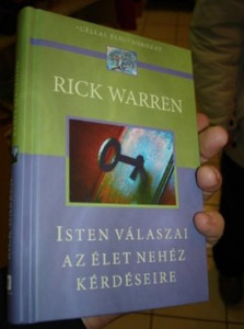 God's Answers to Life's Difficult Questions translaed to Hungarian Language /...