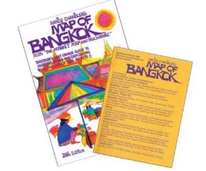 Nancy Chandler's Map of Bangkok, 25th Edition; Nima Chandler; Nancy Chandler