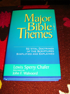 Major Bible Themes / 52 Vital Doctrines of The Scriptures Simplified and Explained / Theology
