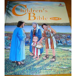 Children's Bible Volume 8 / Words of Wisdom Series / Colorful, beautiful