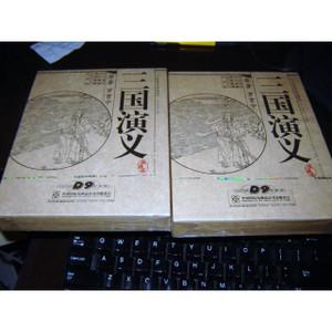 Romance of Three Kingdoms 84 Episodes (Chinese Audio / English and Chinese Su...