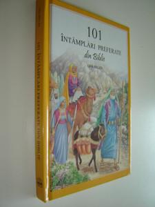 Romanian Children's Bible / 101 Intamplari Preferate din Biblie by Ura Miller and Gloria Oosterma
