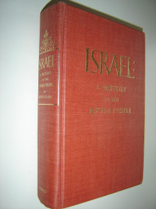 Israel: A History of the Jewish People by Rufus Learsi