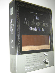 The Apologetics Study Bible (Apologetics Bible) / Real Questions. Straight Answers