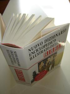 Italian Bible Dictionary / Nuovo Dizionario Enciclopedico Illustrato Della Bibbia