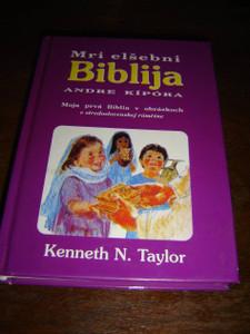 Slovak - Central Slovakian Romany Bilingual Children's Bible / Central Slovakian dialect of Romany (Gypsy)