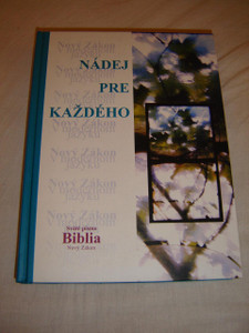 The New Testament in contemporary Slovak Language with Illustrations and Introductions