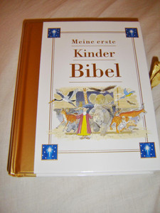 German Children's Bible My First Bible / The Old and New Testament