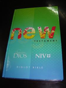 Tagalog - English New Testament / Modern Tagalog Version - NIV / Hardcover / Ang teksto ng Ang Salita ng Dios, Ang Bagong Tipan