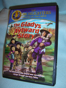 The Torchlighters: The Gladys Aylward Story DVD