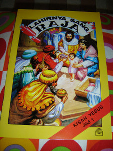 Christian Comics in Indonesian Language / The Birth of Jesus / Life of Jesus 1