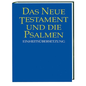 Bibelausgaben, Das Neue Testament und die Psalmen, Taschenausgabe