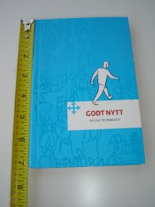 Norwegian New Testament with illustrations / GODT NYTT Det Nye Testamentet