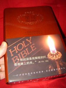 Chinese - English Holy Bible / Chinese - English Standard Version ESV / Brown