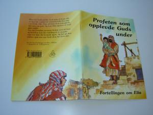 Norwegian Children's Bible Story / Profeten som opplevde Guds under