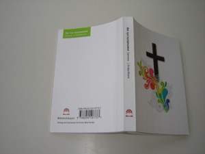Norwegian New Testament with Psalms and Proverbs White with Cross / Det nye testamentet