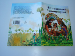 Norwegian Children's Bible Story / Storesosters hemmelighet / Story of Miriam