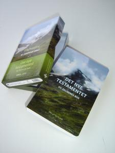 Det Nye Testamentet Og Salmenes Bok / Norwegian WATERPROOF New Testament with Psalms