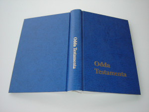 New Testament in Northern Sami Language / Odda Testamentta
