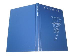 Norwegian Hymnbook with Notes / 283 Hymns / Tillegg Til Norsk Salmerbok Salmer