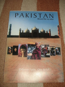 Pakistan Brochure promoting Tourism / Blessed Like No Other / Different Faiths