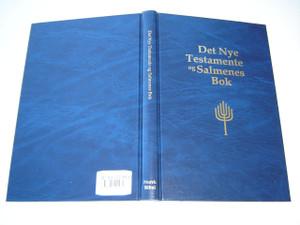 Norwegian New Testament with Psalms / Det Nye Testamente og Salmenes Bok