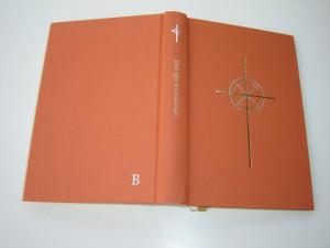 Norwegian New Testament Orange with CROSS / Det nye testamentet Revidert omsetjing 2005