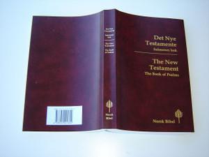 Norwegian - English Bilingual New Testament with Psalms / NB'88 - NKJV