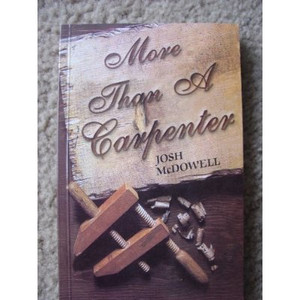 More Than a Carpenter English / Arabic Bilingual Edition (English/Arabic)