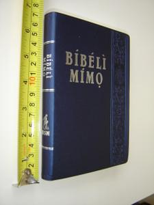 The Holy Bible in YORUBA Language with Silver Edges / BIBELI MIMO