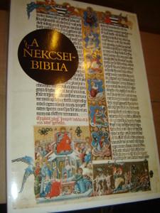 A Nekcsei-Biblia Legszebb Lapjai (Hungarian Edition)