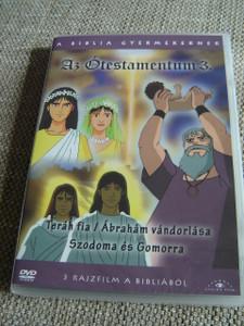 The Old Testament 3 / Three Episodes x 25 minutes / Az Otestamentum 3 / Il Vecchio Testamento / 1. Son of Terah 2. Abraham's Journey  3.  Sodom and Gomorrah