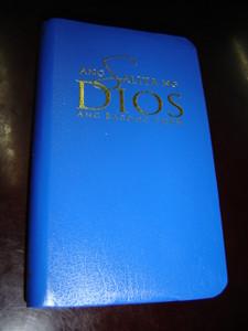 Modern Tagalog New Testament / Ang Bagong Tipan ASD / Blue Shirt Pocket NT