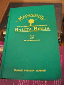 Tagalog Bible with Deuterocanonical Books / Magandang Balita Biblia May Deuterocaninico TPV