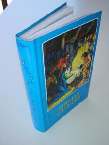 BIBLIJA VAIKAMS / Children's Bible in Lithuanian Language / Iliustruoti Biblijos Pasakojimai
