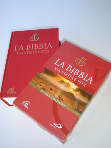 LA BIBBIA / Via Verita e Vita / The Bible in Italian - The Way, The Truth and The Life