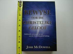 New Evidence That Demands a Verdict / AFRIKAANS Language Edition by Josh McDowell
