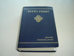 Slovenian Bible / Sveto Pismo - Slovenski Standardni Prevod - Slovenian Standard Version