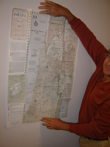 The Land of Israel That Jesus Walked / Turmoil and New Beginning / A Historical Map / Corazin
