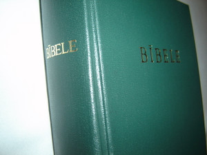 Latvian Green Cover Bible 053 / BIBELE Vecas un Jaunas Deribas Svetie Raksti