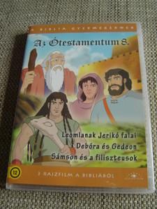 The Old Testament 8 / Three Episodes x 25 minutes / Az Otestamentum 8 / Il Vecchio Testamento / 1. The Walls of Jericho Falling Down 2. Debora and Gideon 3. Samson and the Philistines