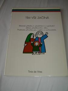 Czech Language Sunday School and Family Worship Activity Book / Tim Vse Zacina